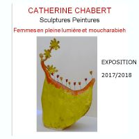 Exposition Catherine Chabert Sculptures Peintures - ROYAN