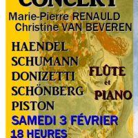 Concert de musique de chambre - LA ROCHELLE