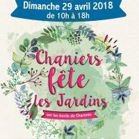 Chaniers fête les Jardins - CHANIERS