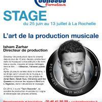 L'art de la production musicale - LA ROCHELLE