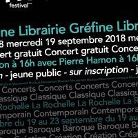 Autour du souffle Concert jeune public avec Pierre Hamon - MMfestival - LA ROCHELLE