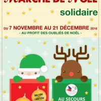 Marché de Noël du Secours populaire La Rochelle - LA ROCHELLE