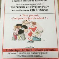 café parents-enfants - ROCHEFORT