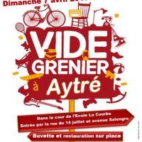 Vide grenier Aytré école La Courbe - AYTRE