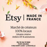 Etsy Made in France - Marché de créateurs 100% locaux - LA ROCHELLE