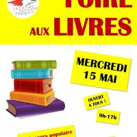 FOIRE AUX LIVRES - LA ROCHELLE