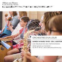 Orchestre d'un jour - SAINTES