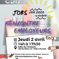 Forum rencontre employeurs - LA ROCHELLE